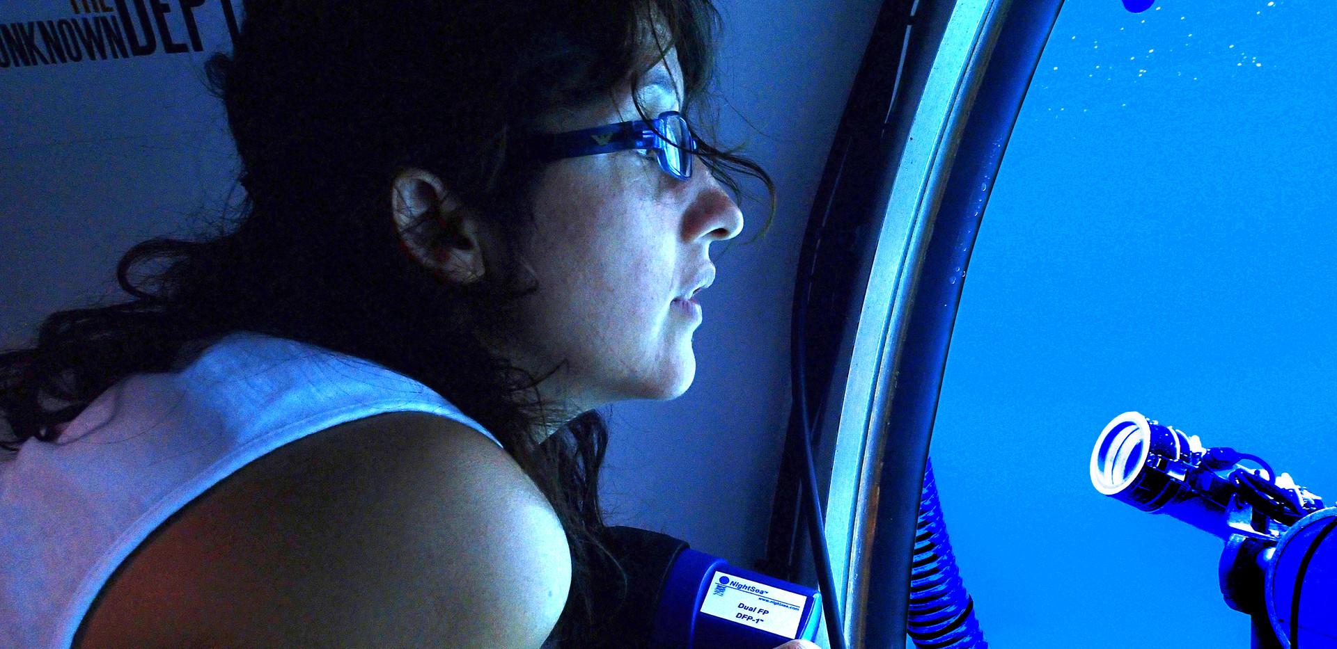 Cecilia D'Angelo Submarine Curacao.jpg