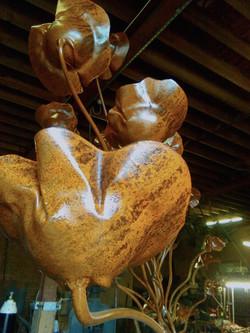 Twister wind sculpture