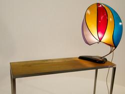 Spinnaker desk lamp
