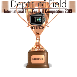 Excellence trophy IP film Depth of Field