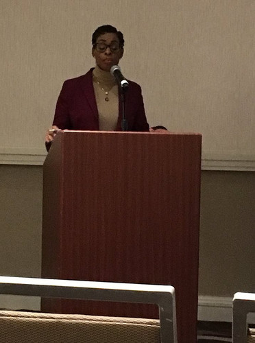 NAACP Board Vice Chair Vice Chair Karen Boykin-Towns graciously emceed the event.