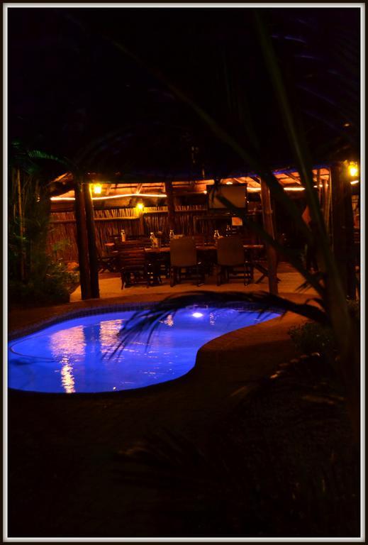 Bar and Pool - Phumula Kruger Lodge