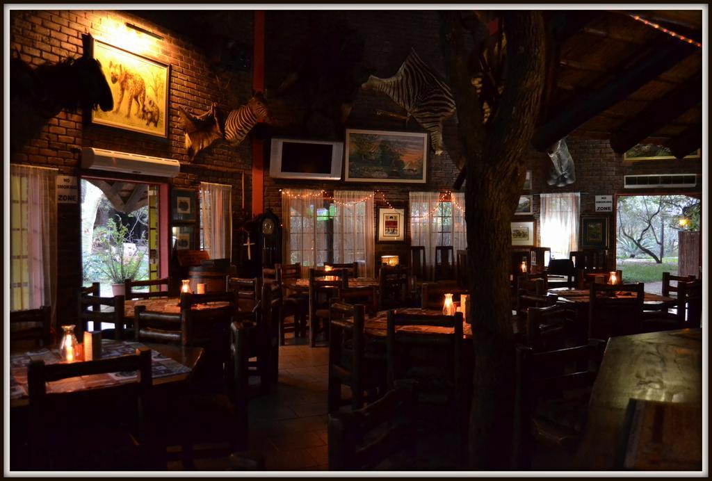 Bar - Phumula Kruger Lodge