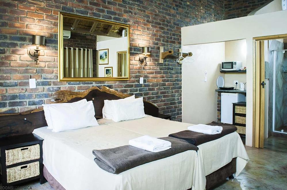 Bedroom in Phumula Kruger Lodge