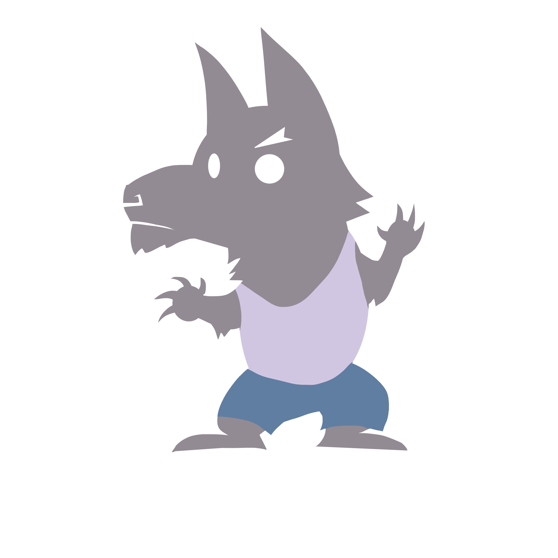 Cute Werewolf