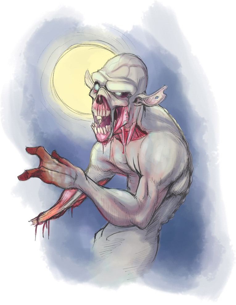 Fantastical Zombie