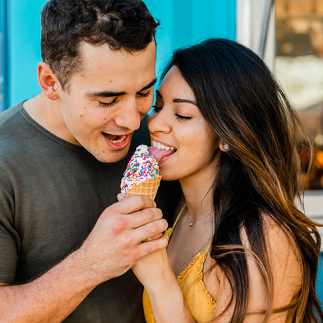 Top 5 Engagement Shoot Tips