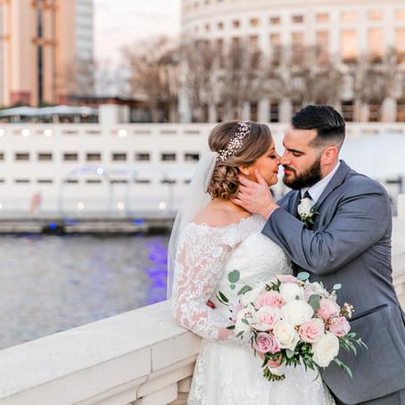 Joanna & Chris Orlo House Wedding