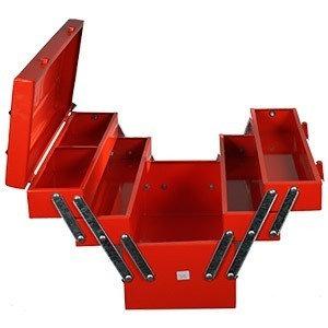 Caja Metalica Lara De Herramientas N36