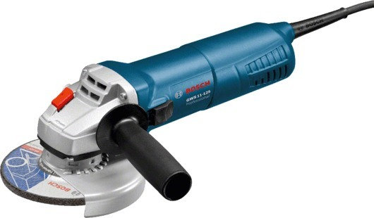 Amoladora Angular 1100w 5 125mm Bosch Gws 11-125