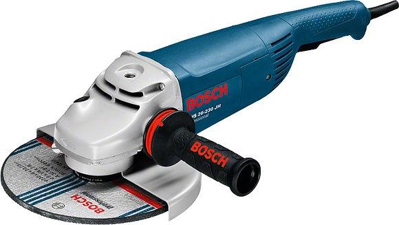 Amoladora Angular 9 Pulg.(230mm) Bosch Gws 26-230 2600w