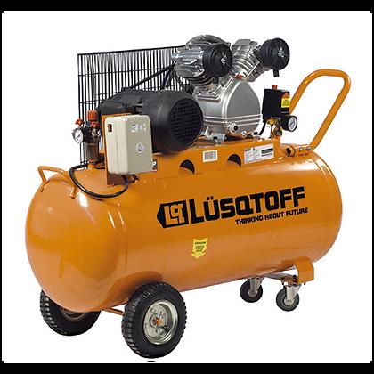 Compresor De Aire 100lts 3hp Lc-30100 Lusqtoff