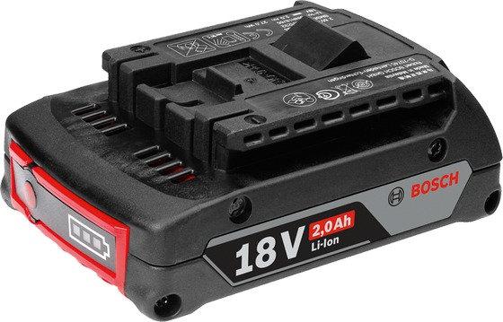 Bateria Litio 18v 2.0 Ah Bosch