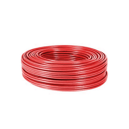 Cable Unipolar 2.5mm X 10 Mts Rojo