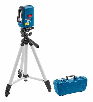 Medidor De Distancias Laser Bosch NIVELOX GLL 3X con tripode