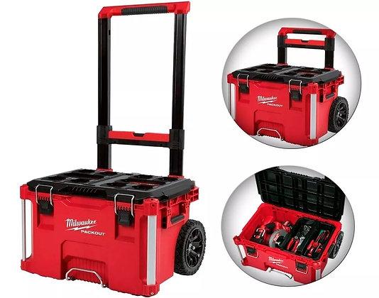 Carro Caja Porta Herramientas Packout Milwaukee 4822-8426