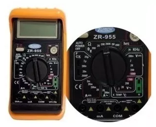 Tester Multimetro Zurich Izr955