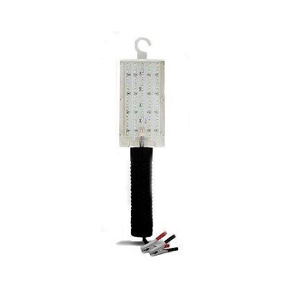 Lampara Portatil Led 12/24v 10mts Cable Para Mecanico