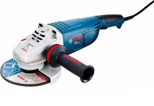Amoladora Angular Bosch Gws 24-180 7 Pulg 180mm 2.400 Watts