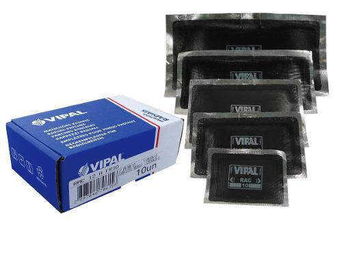 Caja De Parche Para Camion Vipal Rac-80 (5 Unid.)