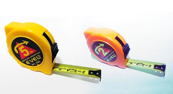Cinta Metrica Evel 503 Con Freno 3mts 16 Mm