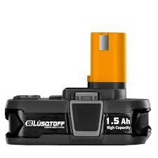 Bateria 1.5 Ah Tgmb1518 Lusqtoff Powerlink