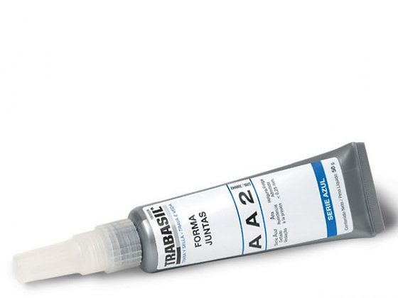 Adhesivo Trabasil Aa2 Azul 50grs Forma Juntas