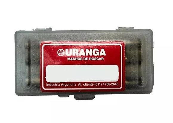 Juego De Machos Uranga 3/8 X 16 (3 Un)