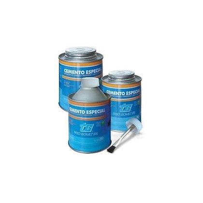 Cemento Para Parche Tg X 1 Litro Para Gomeria