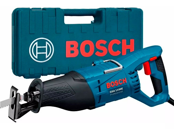 Sierra Sable Bosch Gsa 1100 E Professional Con Maletin