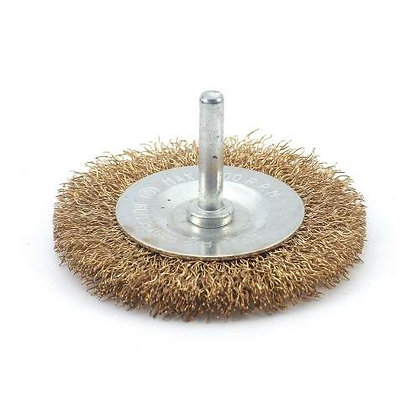 Cepillo Circular Para Taladro 3 Pulgadas