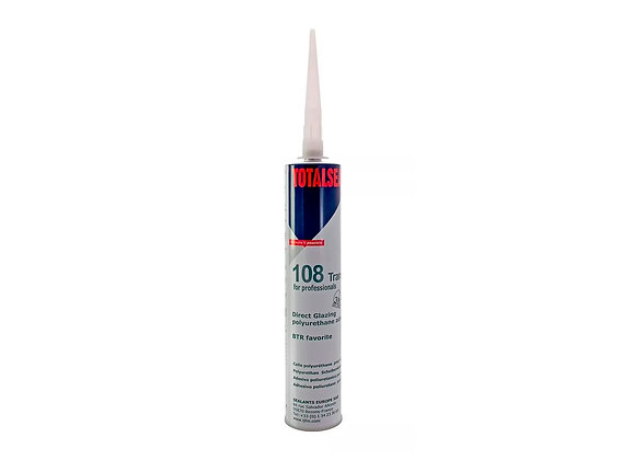 Adhesivo Sellaparabrisas Totalseal Ts 108 Negro 310ml