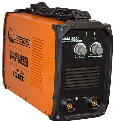 Soldadora Inverter Labor 250 Amp Lab01355 Dogo