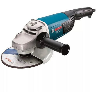 Amoladora Angular Bosch Gws 20 180 2.7hp Disco 7