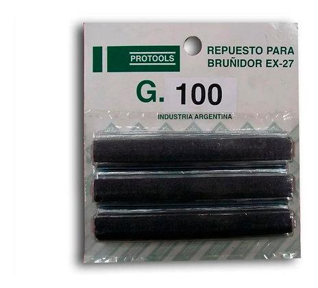 Piedras Para Bru�idora Ex-27 G-100 Protools