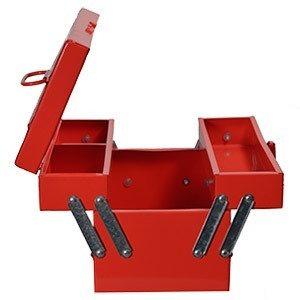 Caja Metalica Lara De Herramientas N27