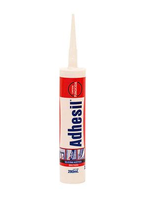 Sellador Adhesivo Adhesil Para Pistola Blanco