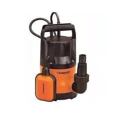 Bomba Sumergible Para Agua Limpia 400w Lusqtoff Automatica