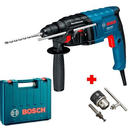Combo Rotomartillo Bosch Gbh 2-20 1,7j 650w con maletin