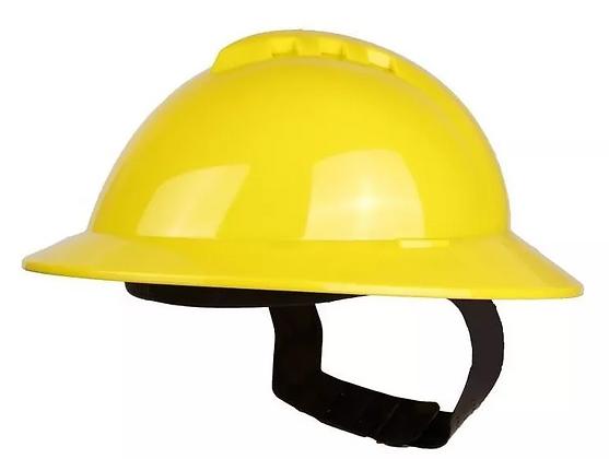 Casco De Seguridad Libus Milenium Amarillo