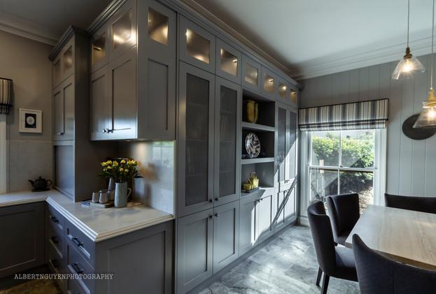 Hampton Style Kitchen