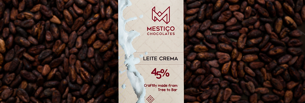 45% - Leite Crema