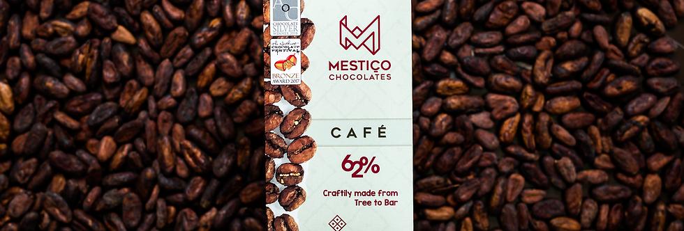 62% - Café