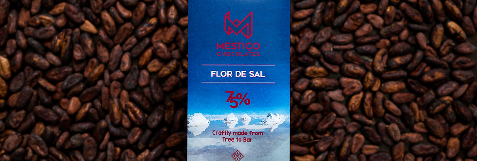 75% - Flor de Sal