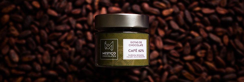 62% - Café em Gotas