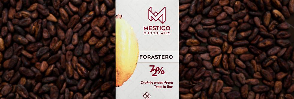 72% - Forastero