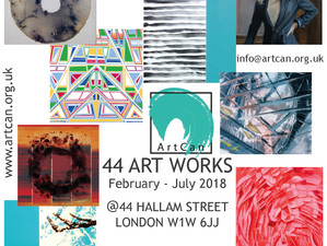RSVP Now - Private View, Hallam Street