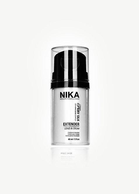 Nika extender leave in cream 60 ml crema per capelli effetto anti crespo