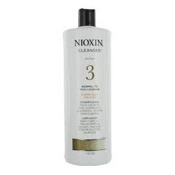 NIOXIN Cleanser 1000 ml sistema 3