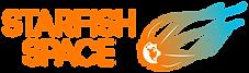 StarfishSpace_Logo_FullColor_NewOrange-H